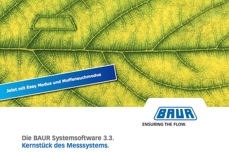 BAUR Software 3.3