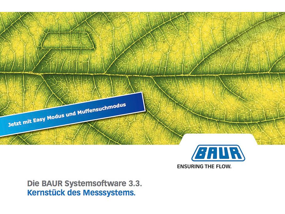 BAUR Software 3.3